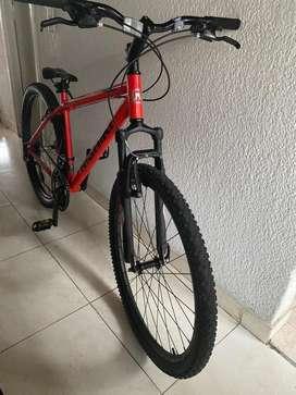 Vendo bicicleta shimano