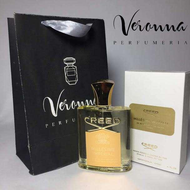 Perfume Creed Millesime Imperial 120ml Hombre Original Veronna 0