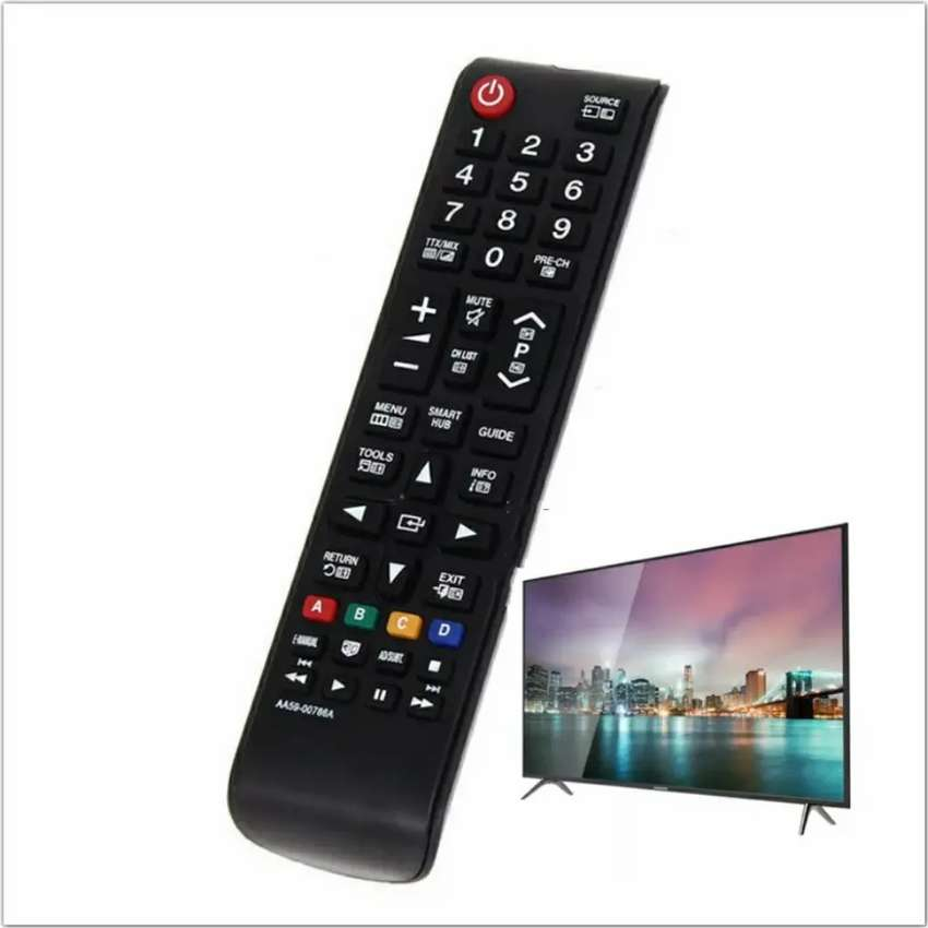 Control remoto tv Samsung