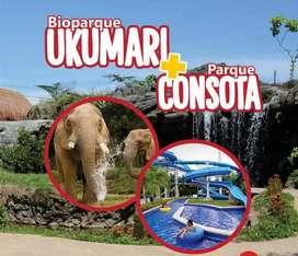 Pasadia a Ukumari + Parque Consota 21 De Marzo