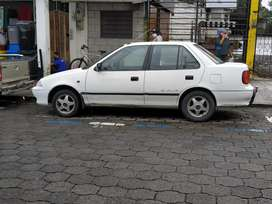 Chevrolet Swift 1.6 CC bien conservado por motivo de viaje