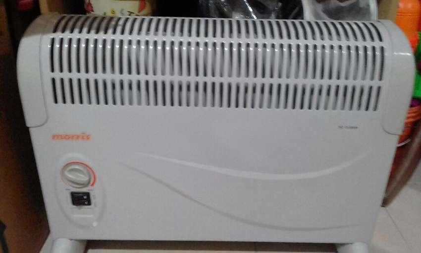 Calefactor por Conveccion 2000 W 0