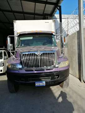 CAMION INTERNATIONAL 3 EJES AÑO 2006