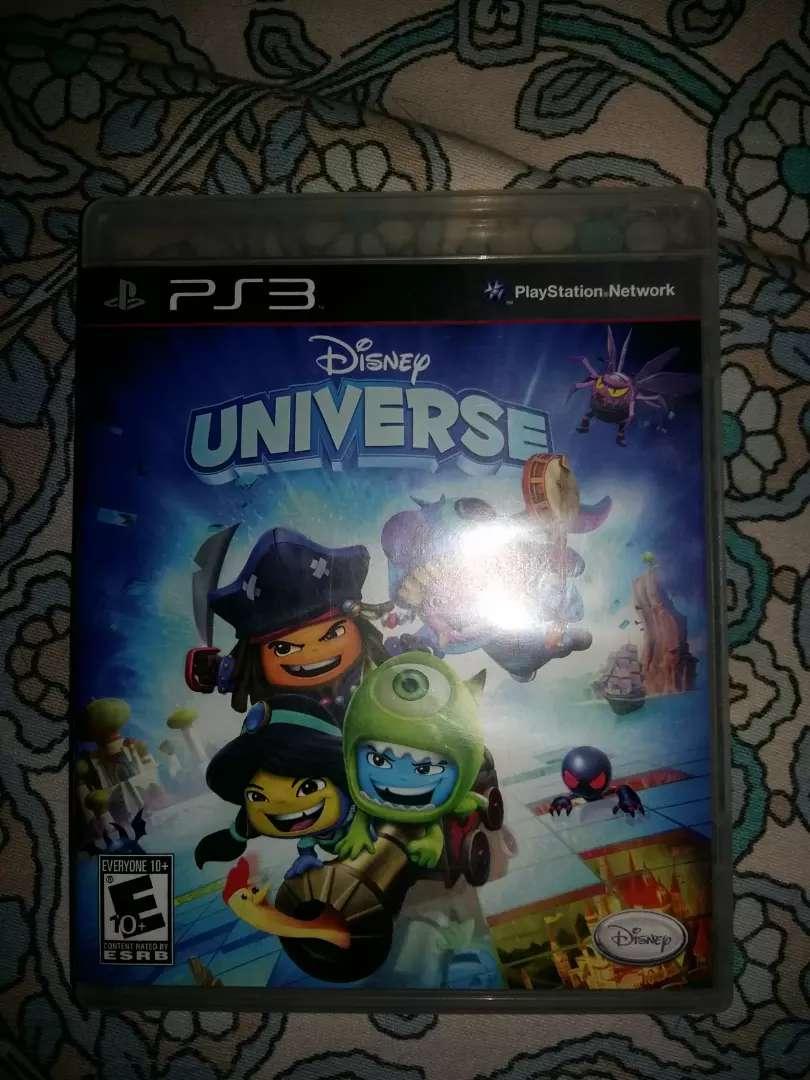 Juego PS3 Disney Universe 0
