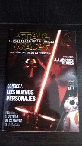 Star Wars El Despertar de La Fuerza Edi