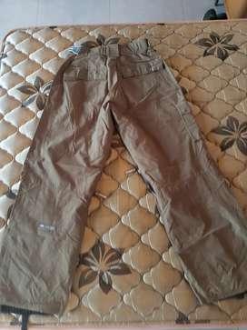 Pantalon SKI ALPINE SKATE XL