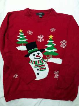 """UGLY SWEATER TALLA """"S"""" FOREVER 21"""