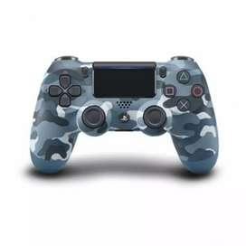 Control de Juego Alternativo Camuflado Azul