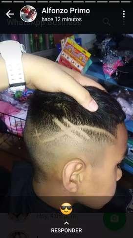 Se necesita barbero con buena experiencia