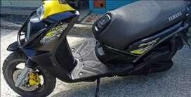 Vendo bwis 125 modelo 2009