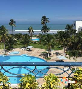 Departamento, vista al Mar, Terraza - Casablanca (Same, Esmeraldas)