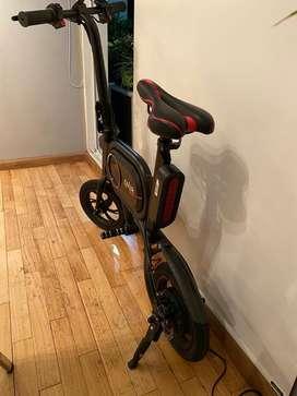 Bici electrica Over Bike