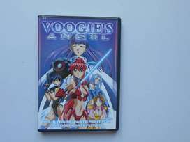 Voogies Angel, anime DVD
