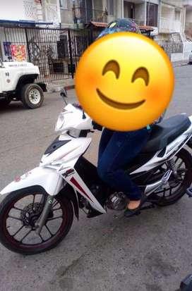 Vendo moto flex