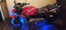 Vende Moto Pulsar 135cc