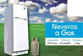 Nevera a Gas Natural O Propano 275 Litros
