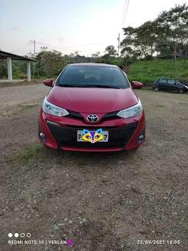 Se vende flamante Toyota Yaris HB 2020