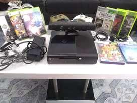 Xbox 360 Súper Slim con Kinect