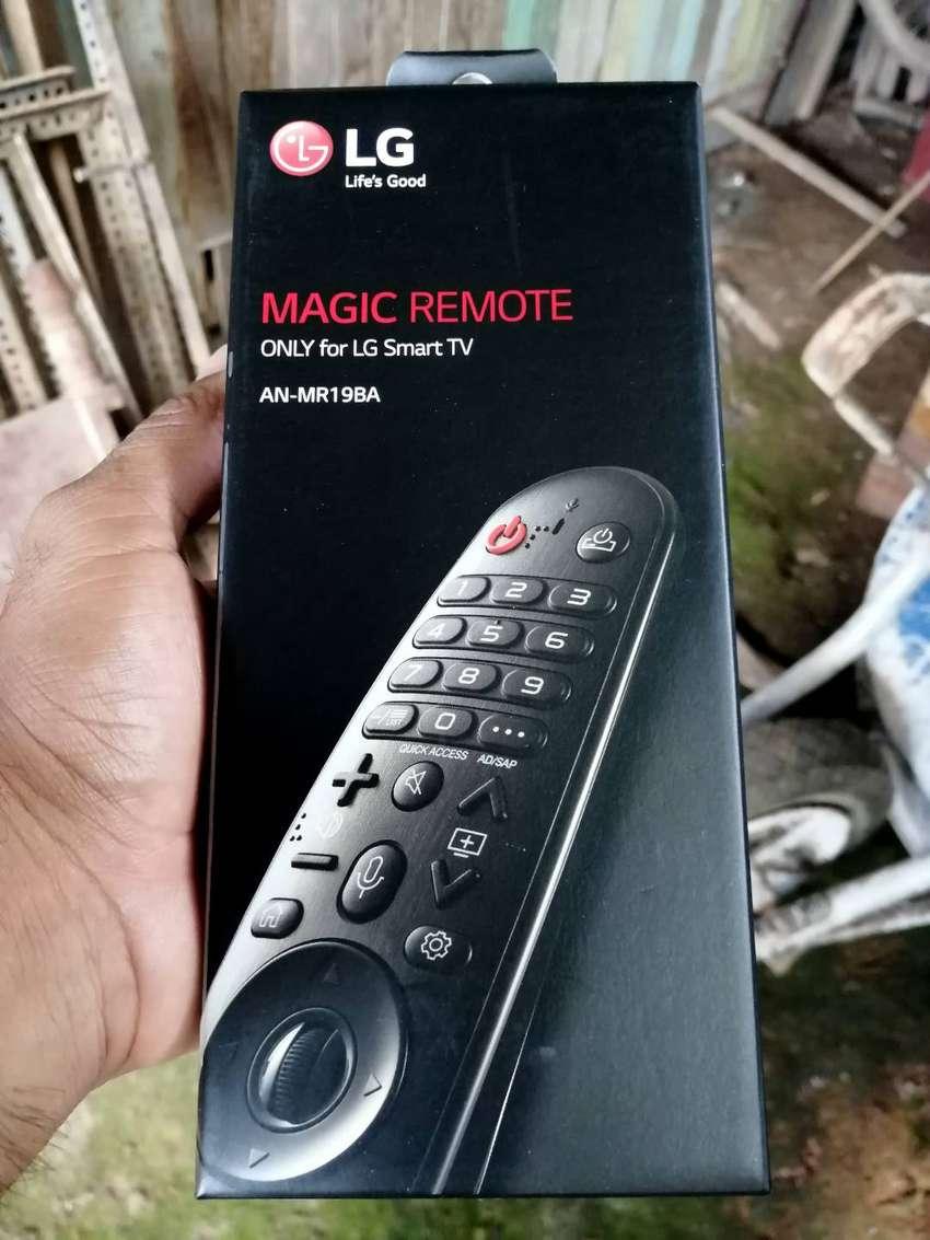 CONTROL MAGIC LG - Smart TV Nuevo sellado. 0
