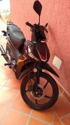 Vendo Moto Special 110X Como Nueva
