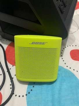 Bose sound color