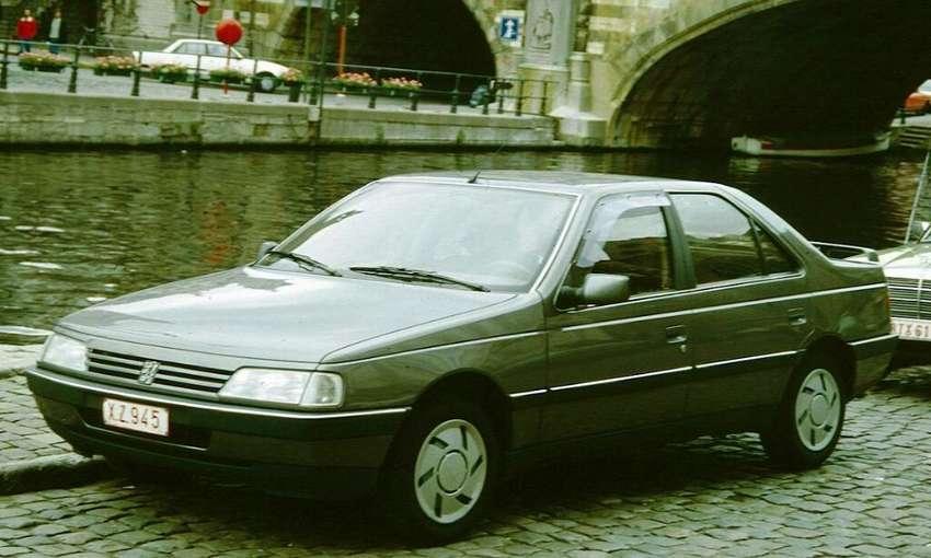 Cristales de Peugeot 405 0