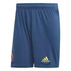Pantaloneta adidas Shorts Selección Colombia - Azul Original