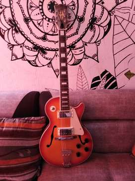 Guitarra eléctrica modelo Jumbo