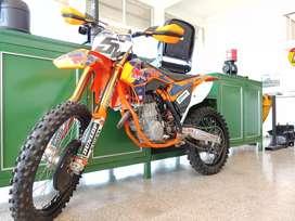 Ktm sx-f 450 factory edition tony cairoli replica