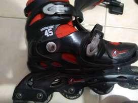 vendo  patines semi  pro