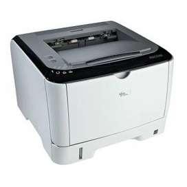 Impresora Ricoh Aficio SP 3410DN - Usada