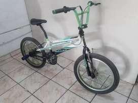 Bicicleta bmx aro 20 pintura original