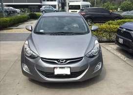 Hyundai Elantra 2014 excelente estado