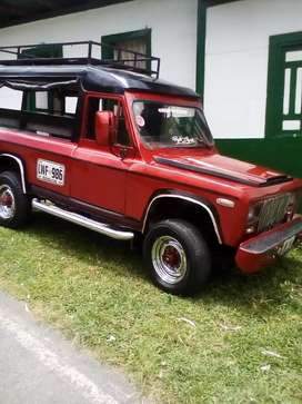 Jeep carpati