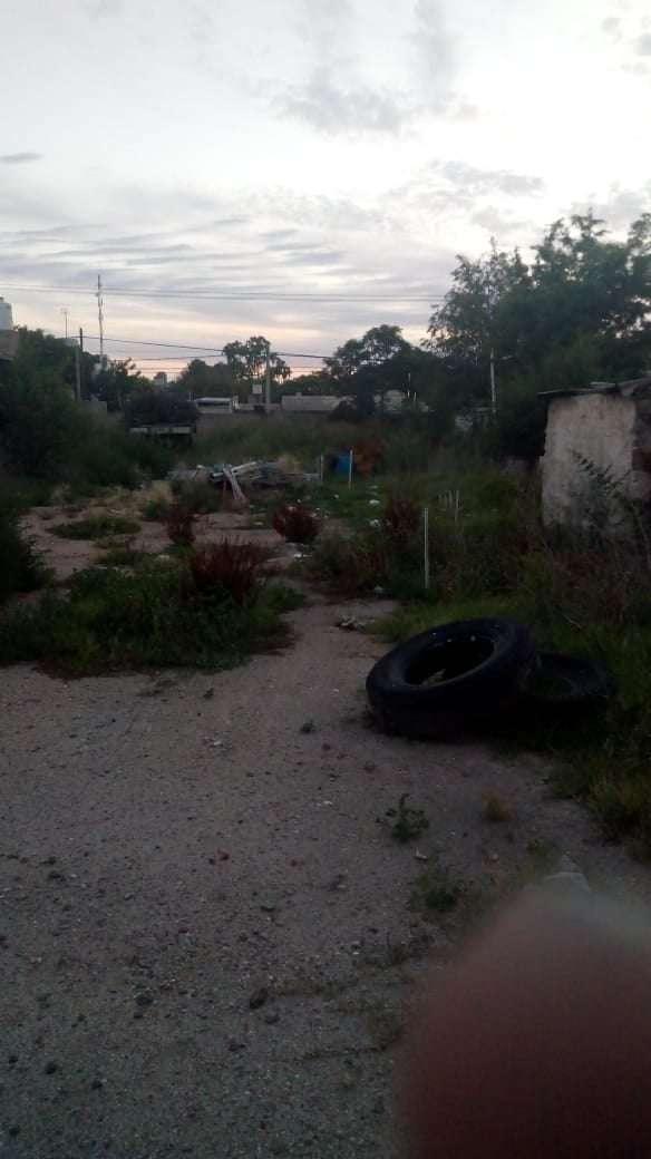 se vende terreno sobre calle san luis antes de llegar a bolivia 0