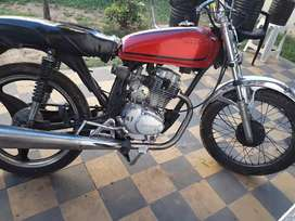 Motomel cg 125