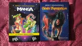 libros de la serie RITOS Y ADIVINACIONES