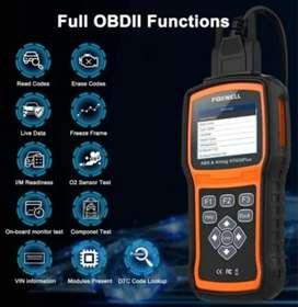 Foxwell Nt630 Plus Scanner Automotriz Abs Srs Sas Obd2