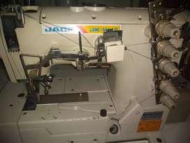 Maquina Tapa Costura Industrial