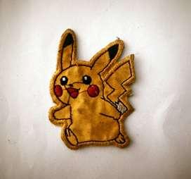 Parche de Pikachu
