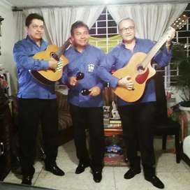 Une Tu Voz a Mi Voz Musical Trio Romanticos D' Siempre