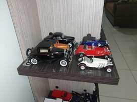 Vendo colección de carros