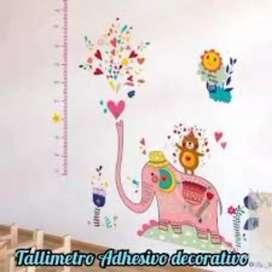 Tallimetro de Vinil Elefantita