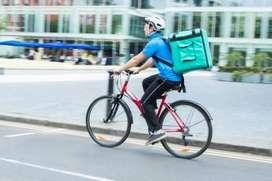 Se busca mesero con bicicleta en Suba