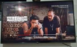 SE VENDE TV LG 55 PULGADAS