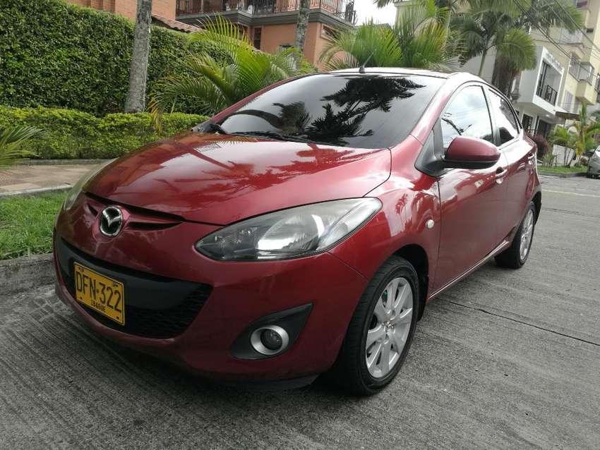 Mazda 2 Automático 2012 - Cuero - F.e. 0