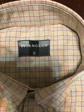 Camisa m/corta  wrangler