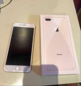 Se vende iphone 8plus de 64 gb