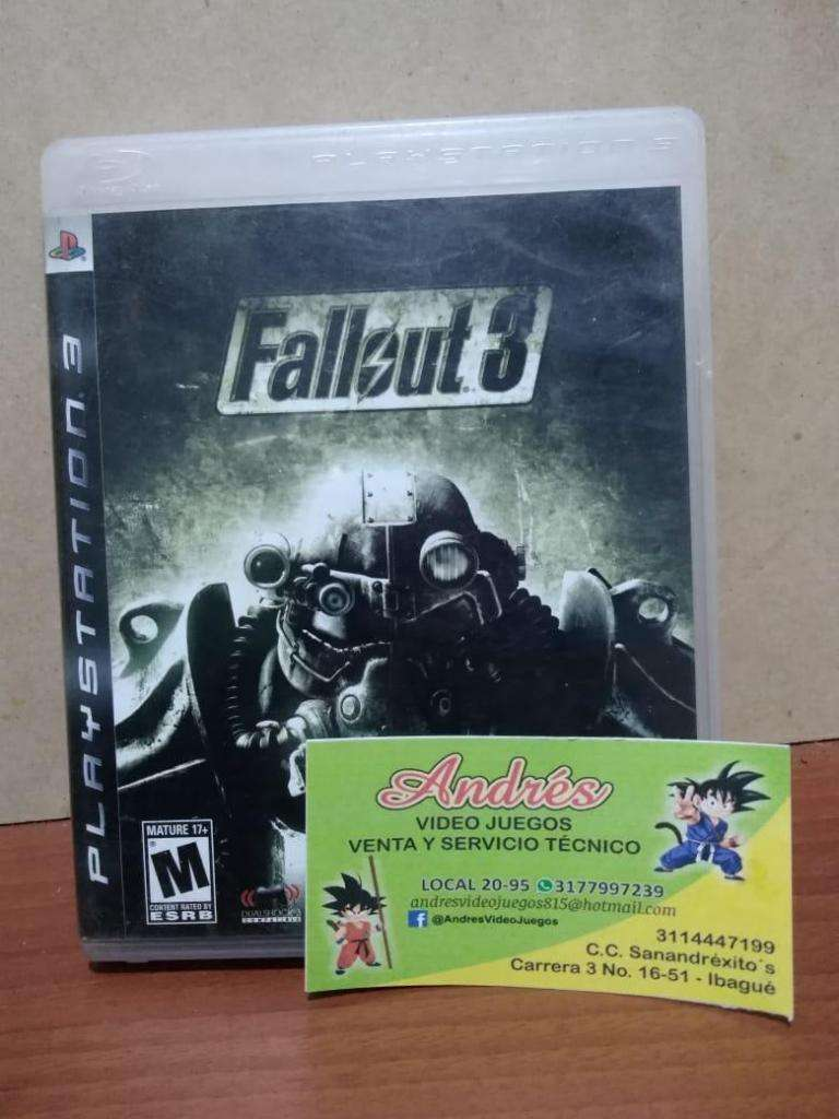 Fallout 3 Ps3 0