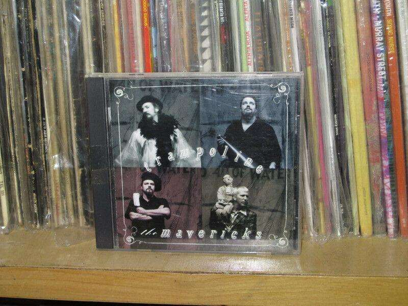 The Mavericks ?– Trampoline  CD USA 0